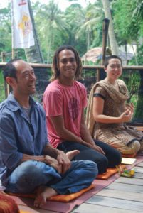 men sosa graduation ubud yoga barn bali